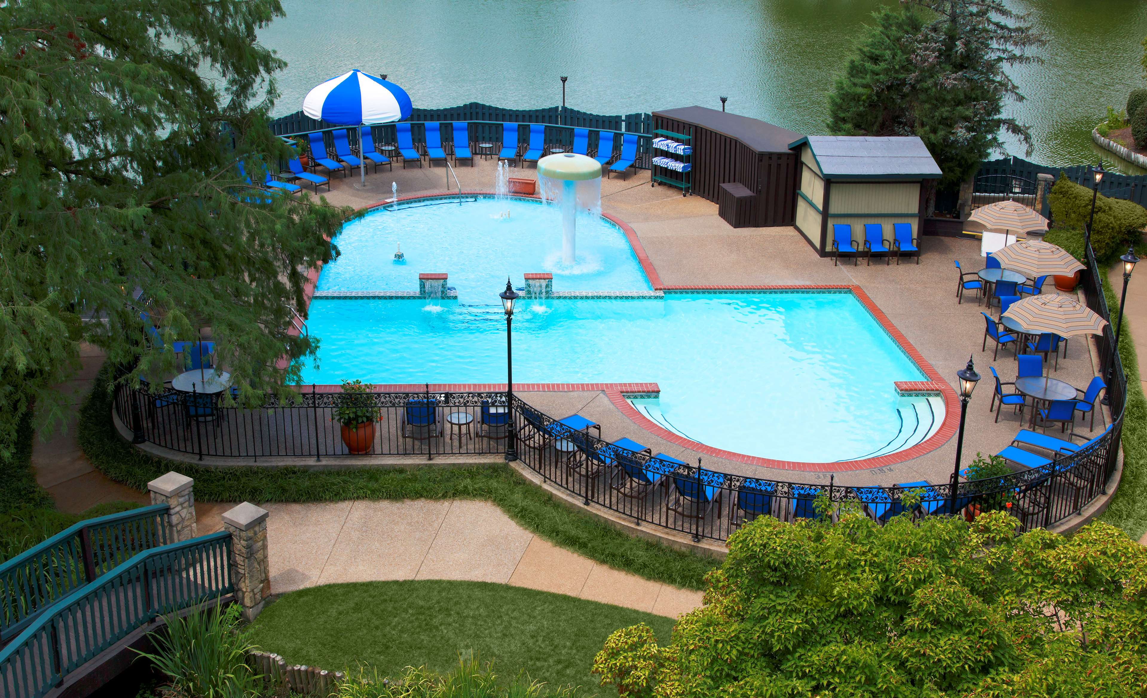 Sheraton Westport Plaza Hotel St Louis Saint Louis Missouri Mo