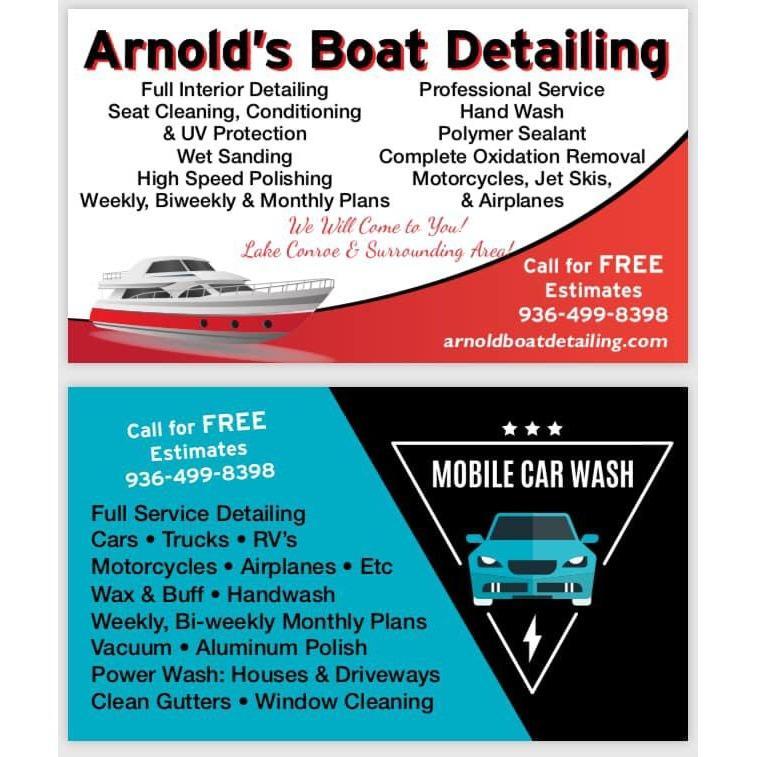 Arnold Mobile Detailing