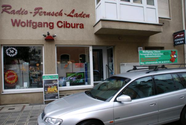 Wolfgang Cibura Radio-Fernseh-Laden