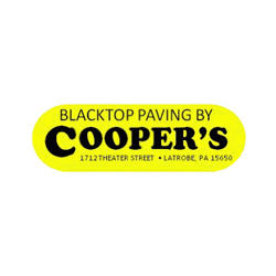 Cooper's Blacktop Paving