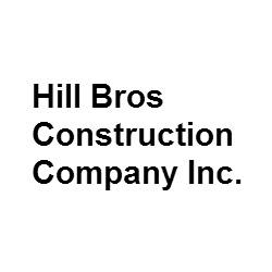 Hill Bros Construction Company Inc.