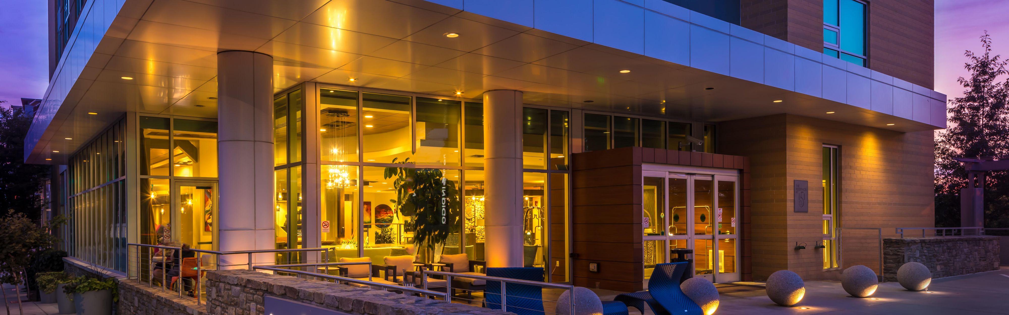 Hotel Indigo Asheville Downtown Asheville Nc