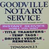 Goodville Notary Service