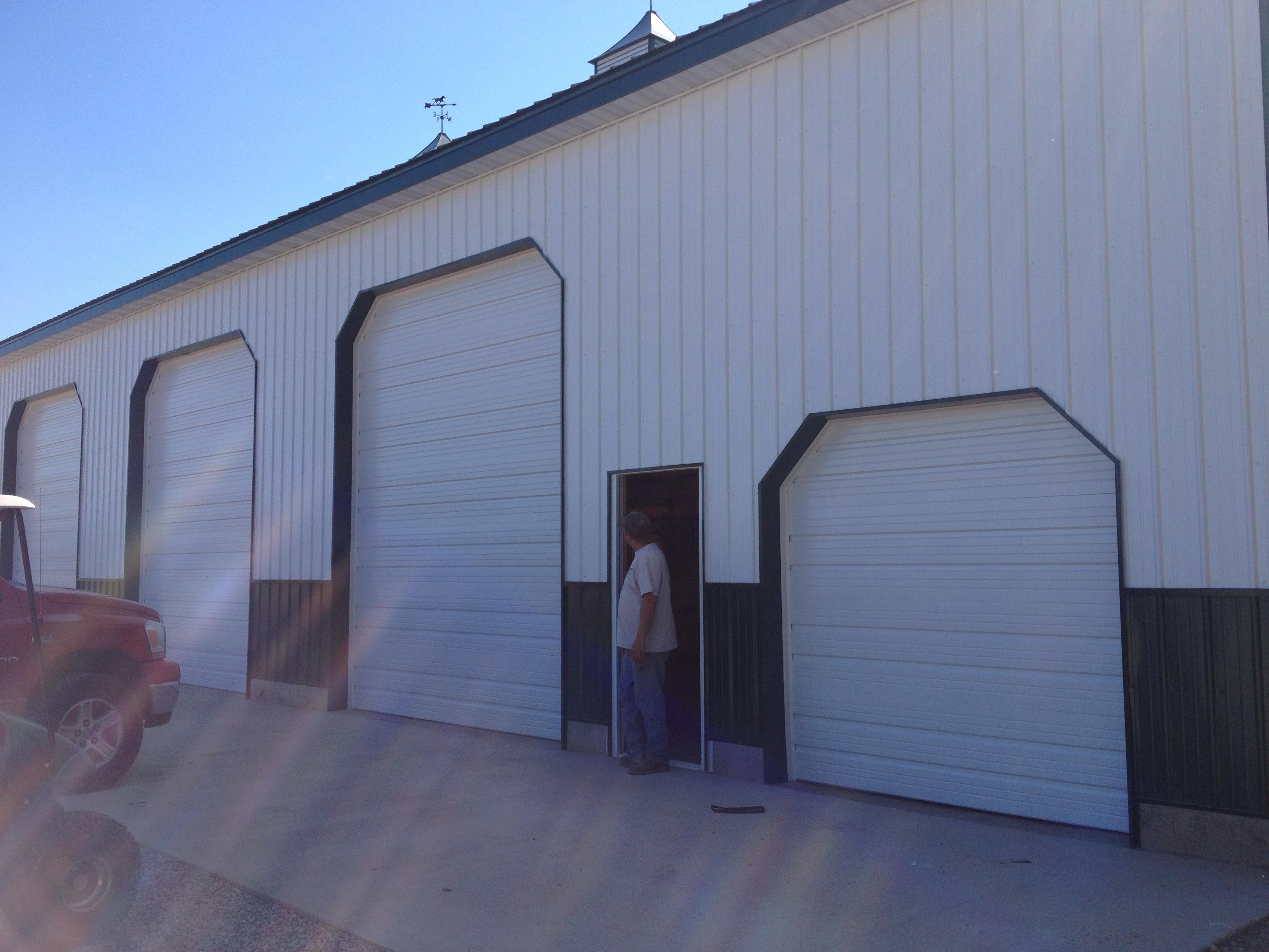 2448 #055DC6 Custom Garage Doors Ltd In Arcanum OH 45304 ChamberofCommerce.com picture/photo Specialty Garage Doors 36893264
