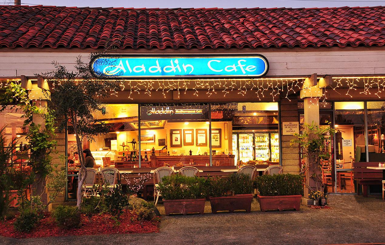 Aladdin Mediterranean Restaurant - San Diego, CA - Restaurants
