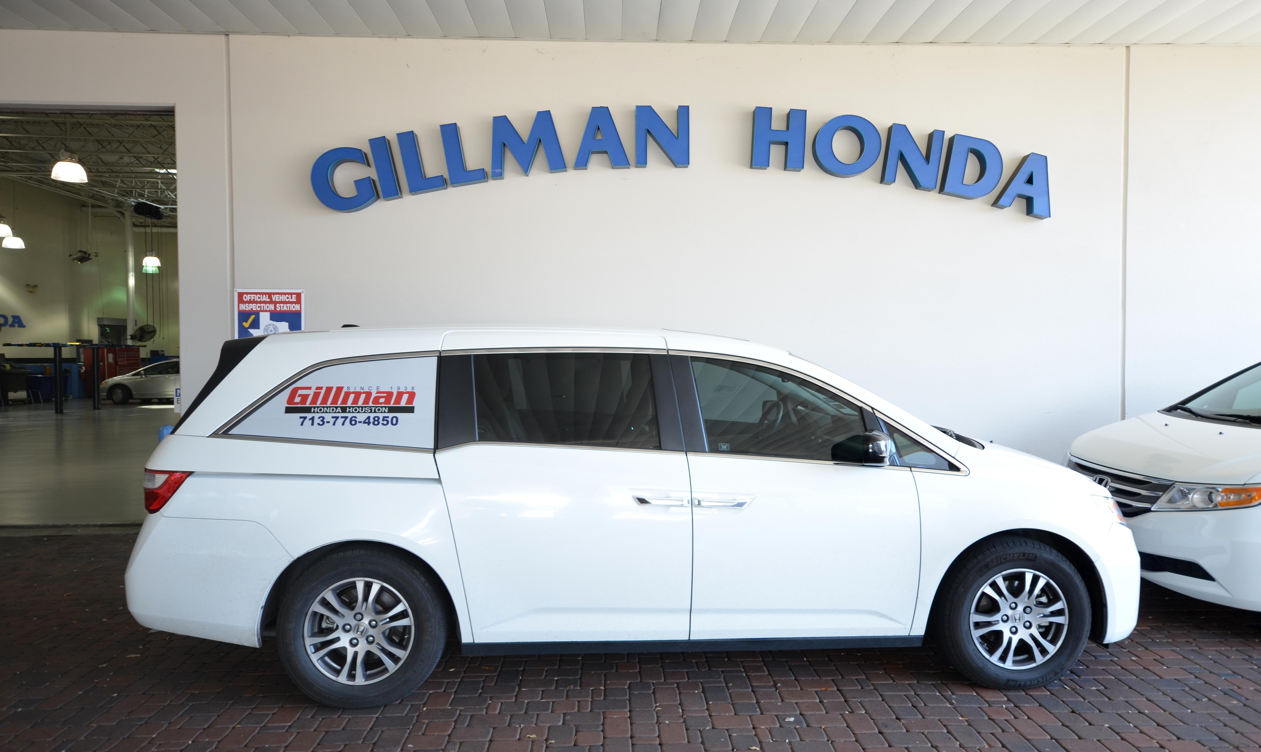 Gillman honda houston in houston tx 77099 for Honda of houston