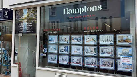 Hamptons Estate Agents Notting Hill