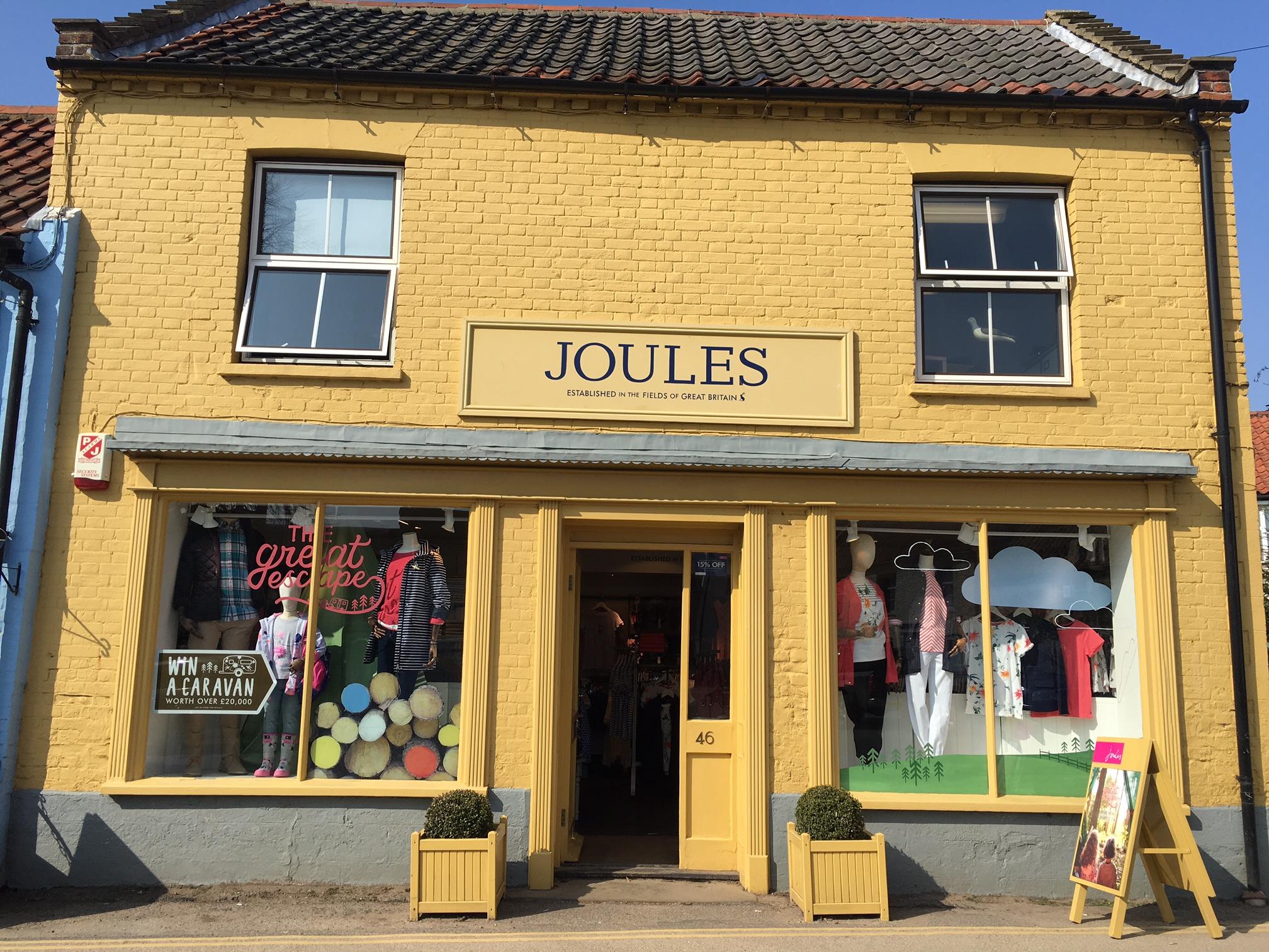 Joules - Burnham Market, Norfolk PE31 8HF - 01328 258715   ShowMeLocal.com