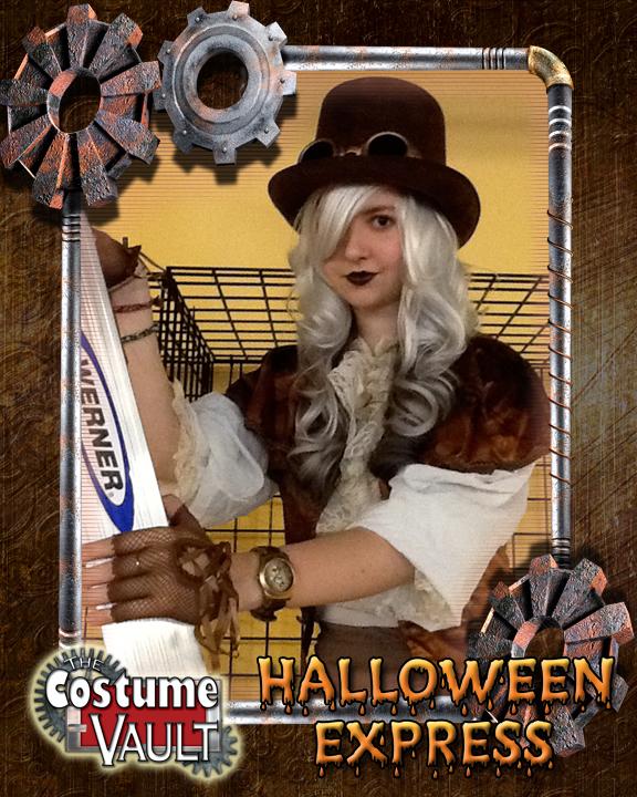 The Costume Vault/ Halloween Express - ad image