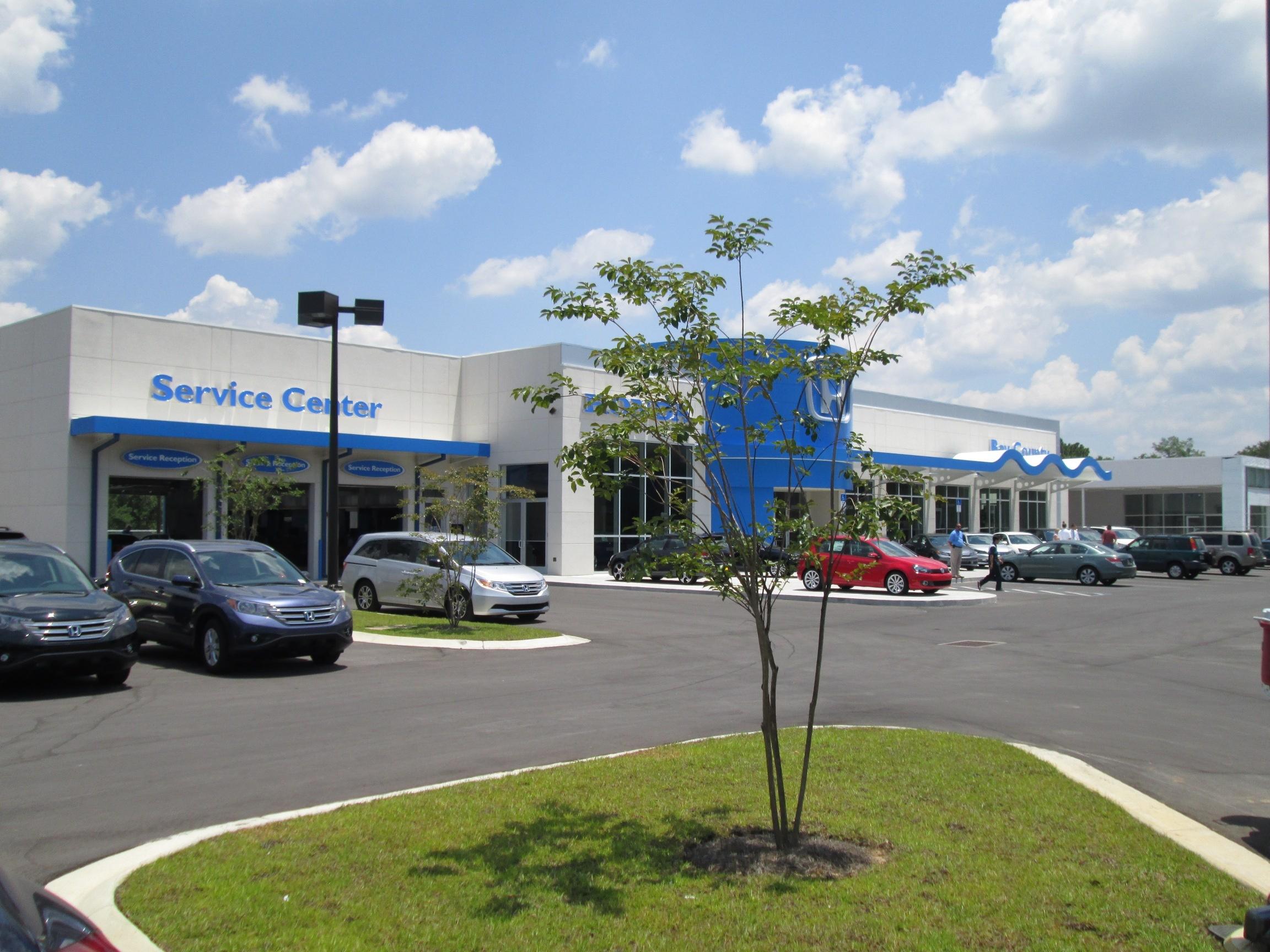 Honda of bay county in panama city fl auto dealers for Bay motors panama city florida