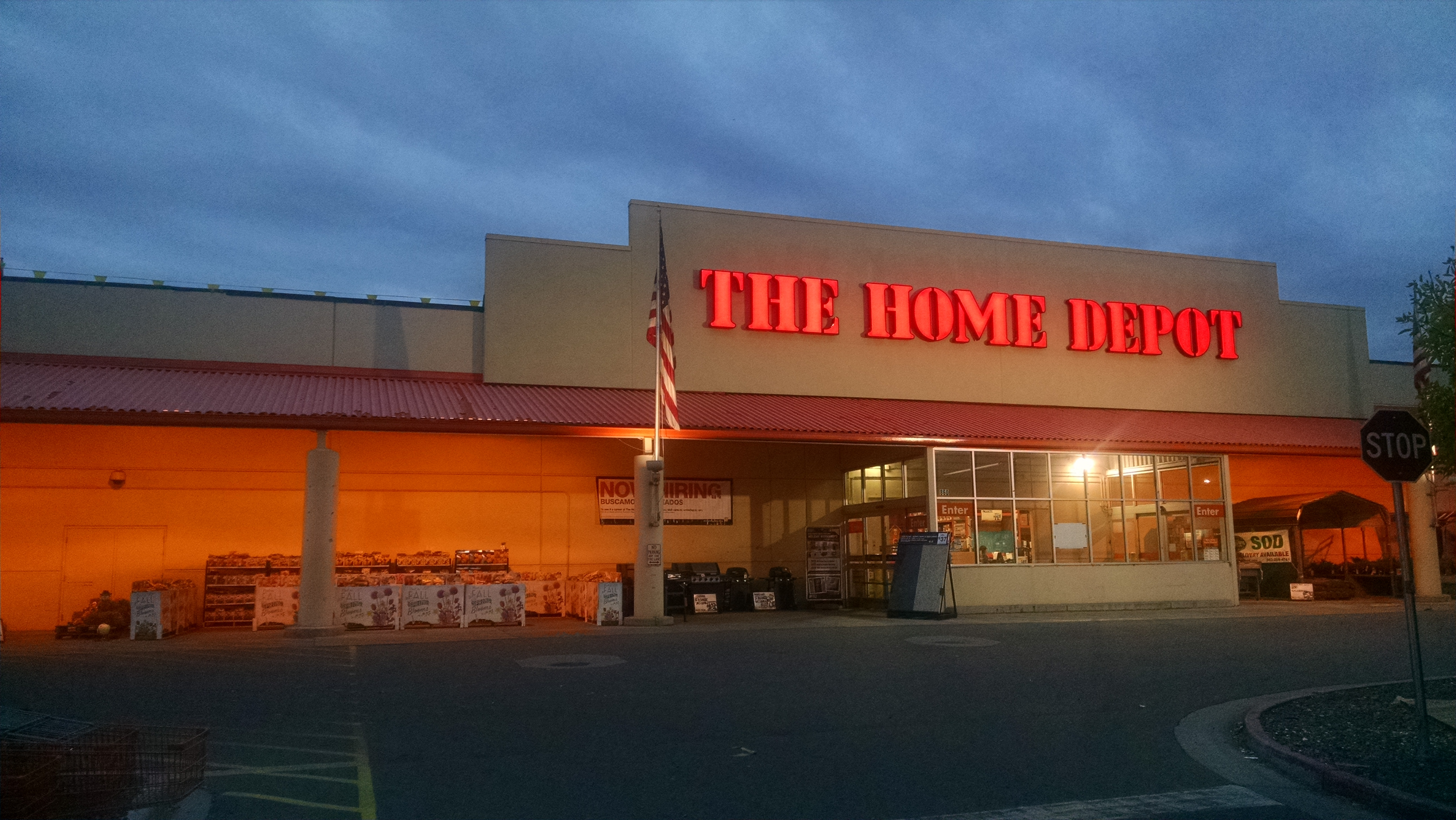 Home Depot Cherry Creek