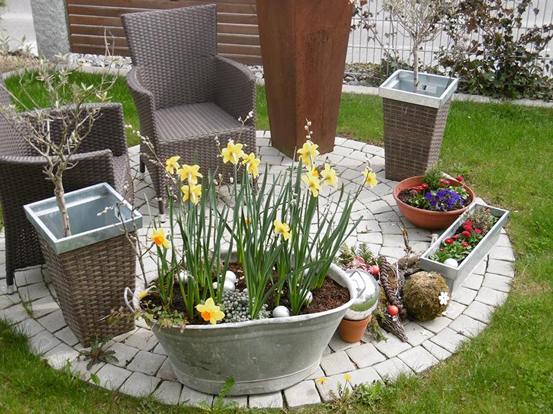 Di Gisi Gartengestaltung