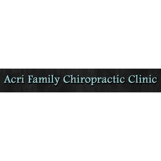 Acri Family Chiropractic Clinic - Mechanicsburg, PA 17055 - (717)691-8155 | ShowMeLocal.com