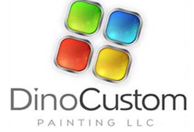 Dino Custom Painting
