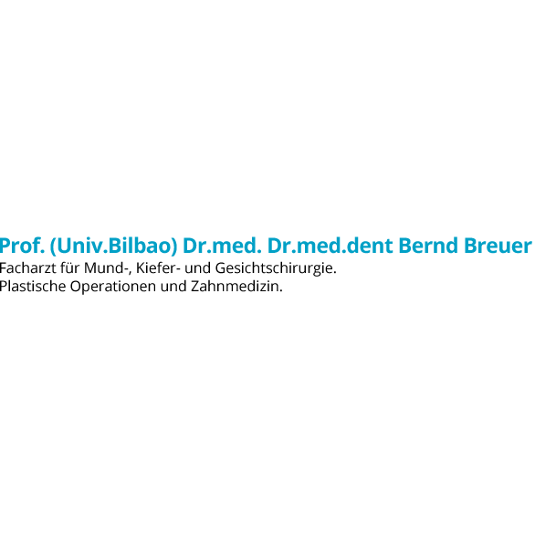 Bild zu Dr. Dr. Bernd Breuer in Pforzheim