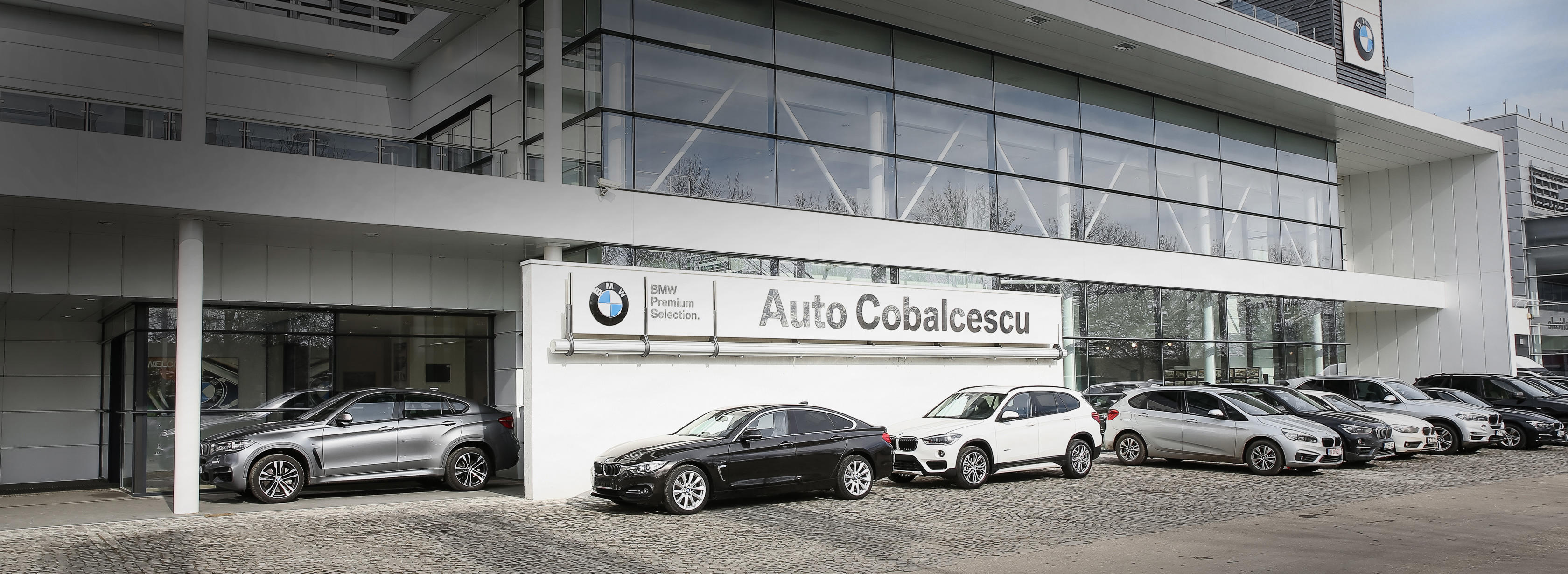 BMW Auto Cobalcescu S.R.L.