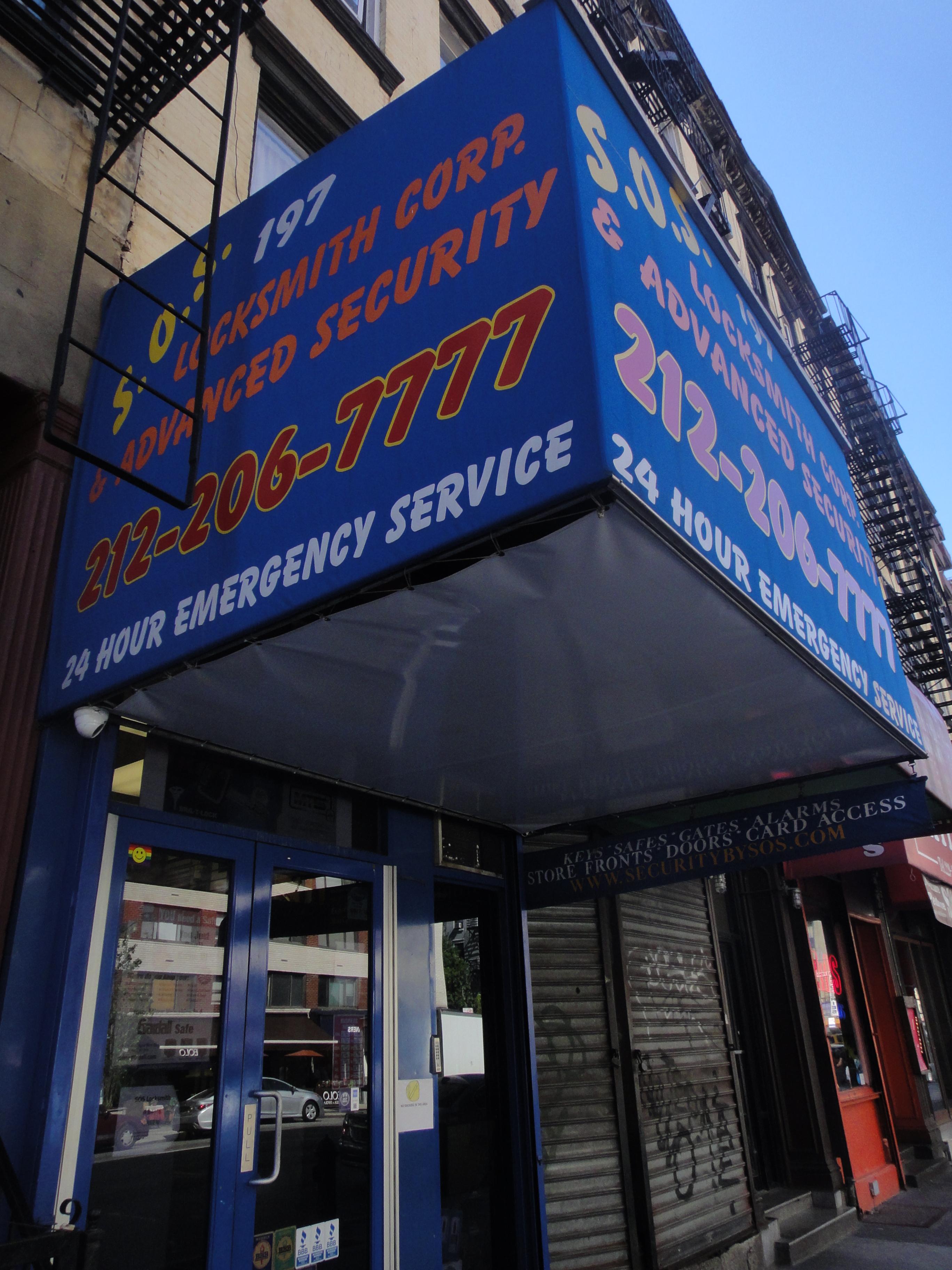 Sos Locksmith Nyc New York New York Ny Localdatabase Com