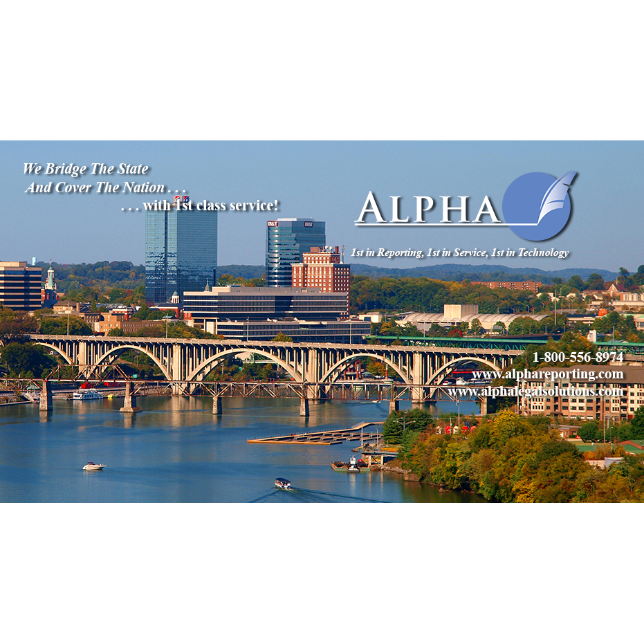 Alpha Reporting Corporation - Knoxville