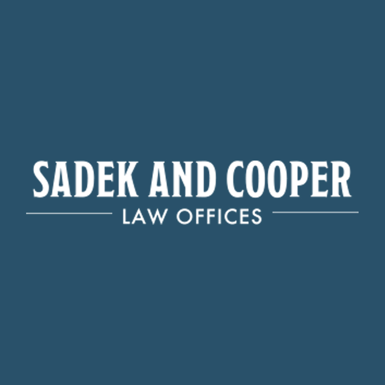 image of the Sadek and Cooper Law Offices, LLC