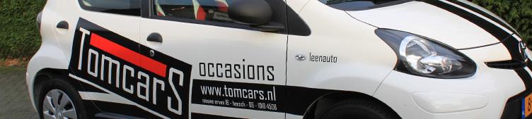 Autobedrijf Tomcars