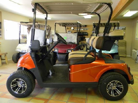Robinson Golf Car Supply