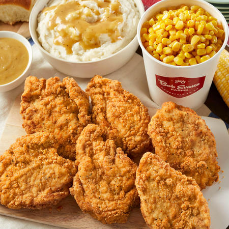 Hand-Breaded Crispy Fried Chicken Family Meal To Go