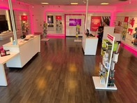 Interior photo of T-Mobile Store at Alderwood Mall Parkway & 184th St SW 2, Lynnwood, WA
