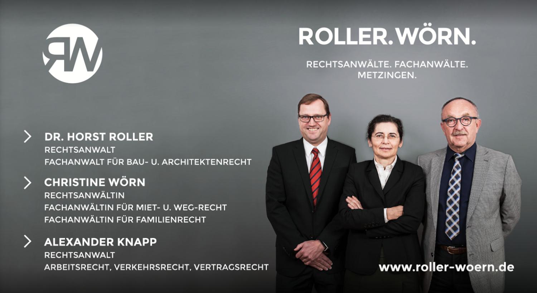 Roller Wörn Rechtsanwälte