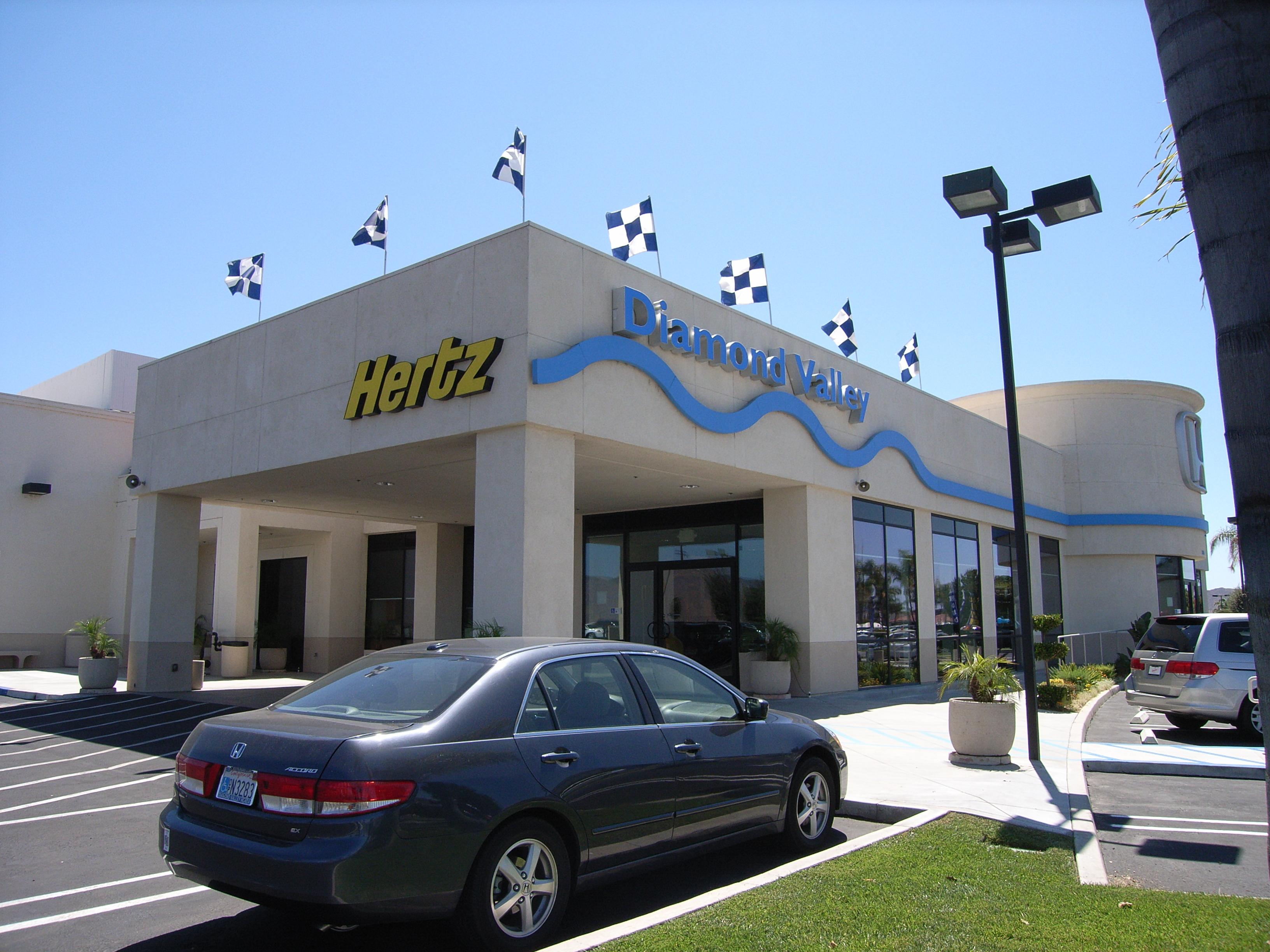 Enterprise Rent A Car In Murrieta California