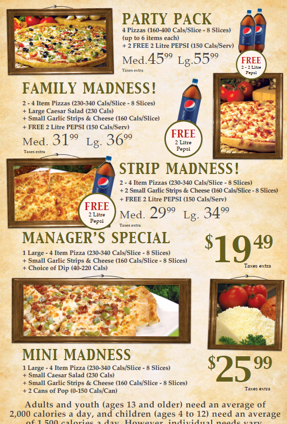 Images Godfathers Pizza