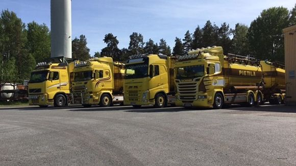 Kuljetusliike Pietilä Oy