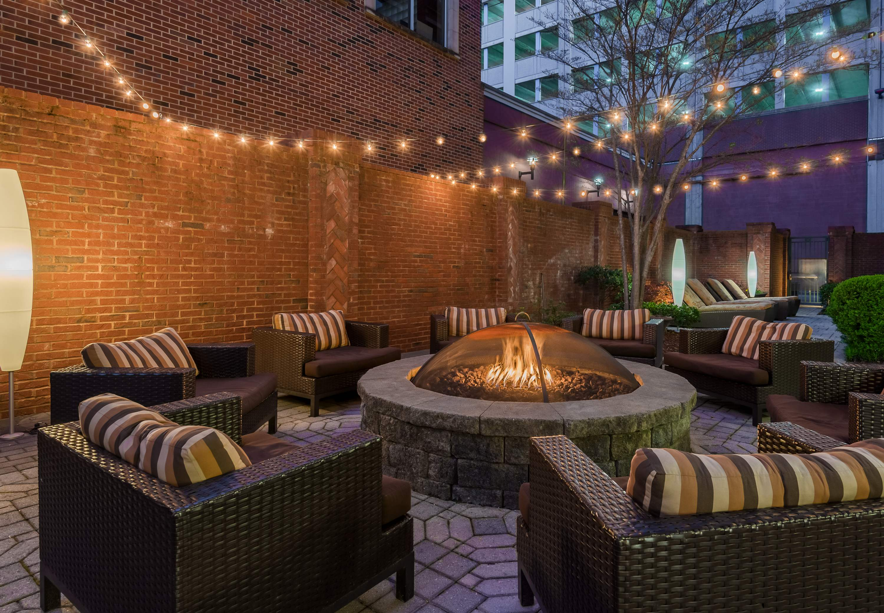 Courtyard By Marriott Chattanooga Downtown Chattanooga Tennessee Tn