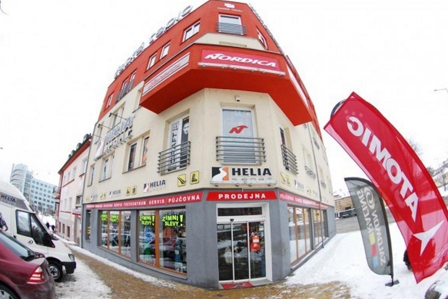 HELIA SPORT Praha