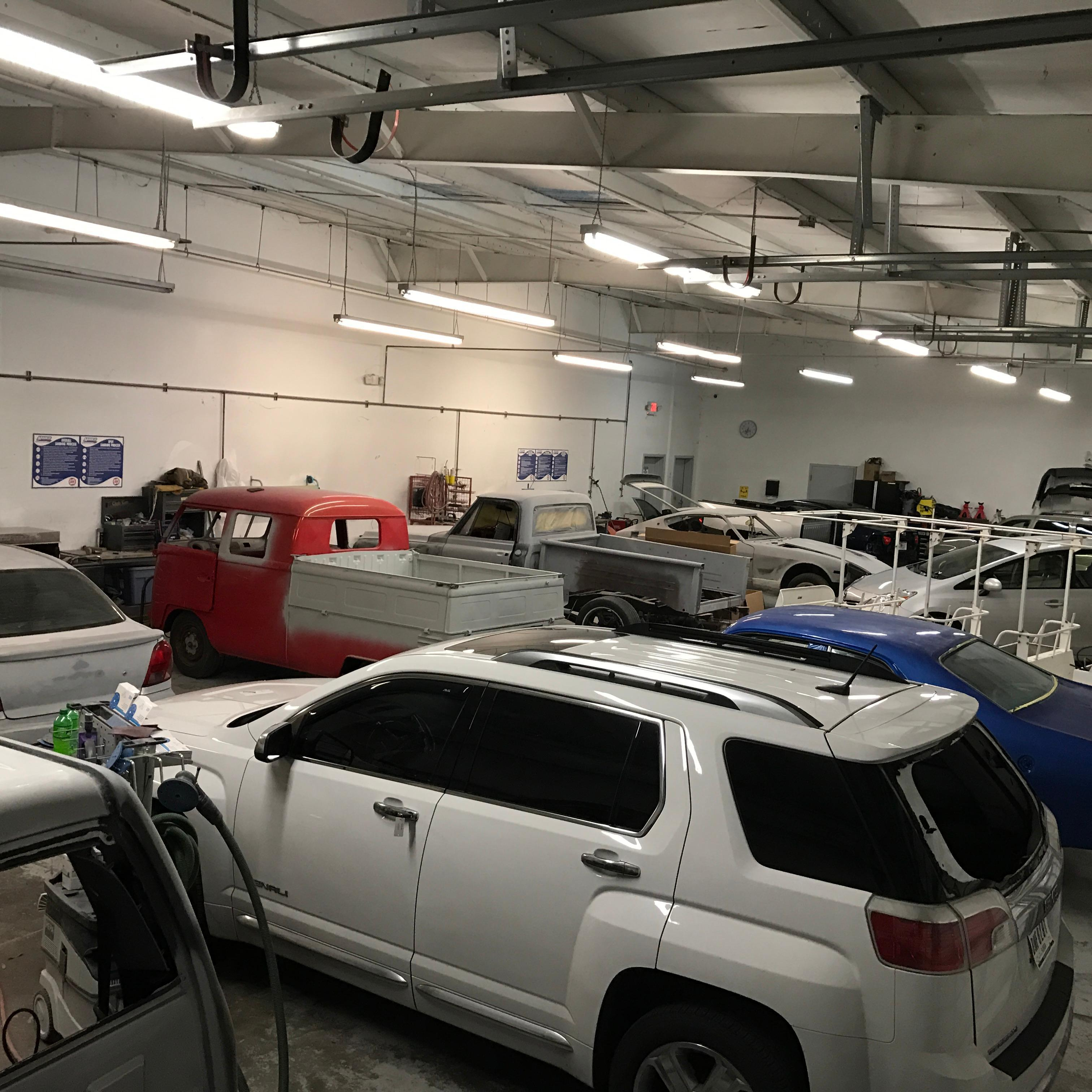 Business directory for land o lakes fl for Plaza motors collision center