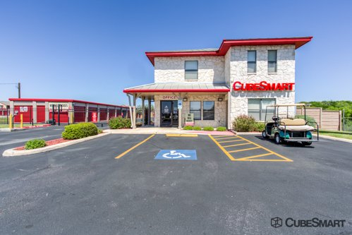 CubeSmart Self Storage - San Antonio, TX 78250 - (210)543-8383 | ShowMeLocal.com