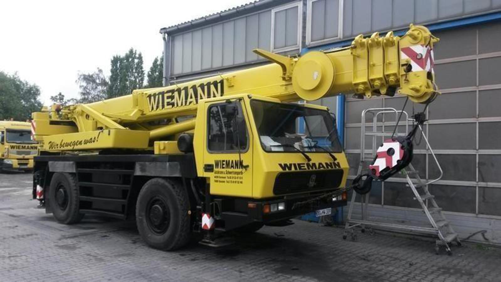 Hubert Wiemann GmbH & Co Autokrane KG