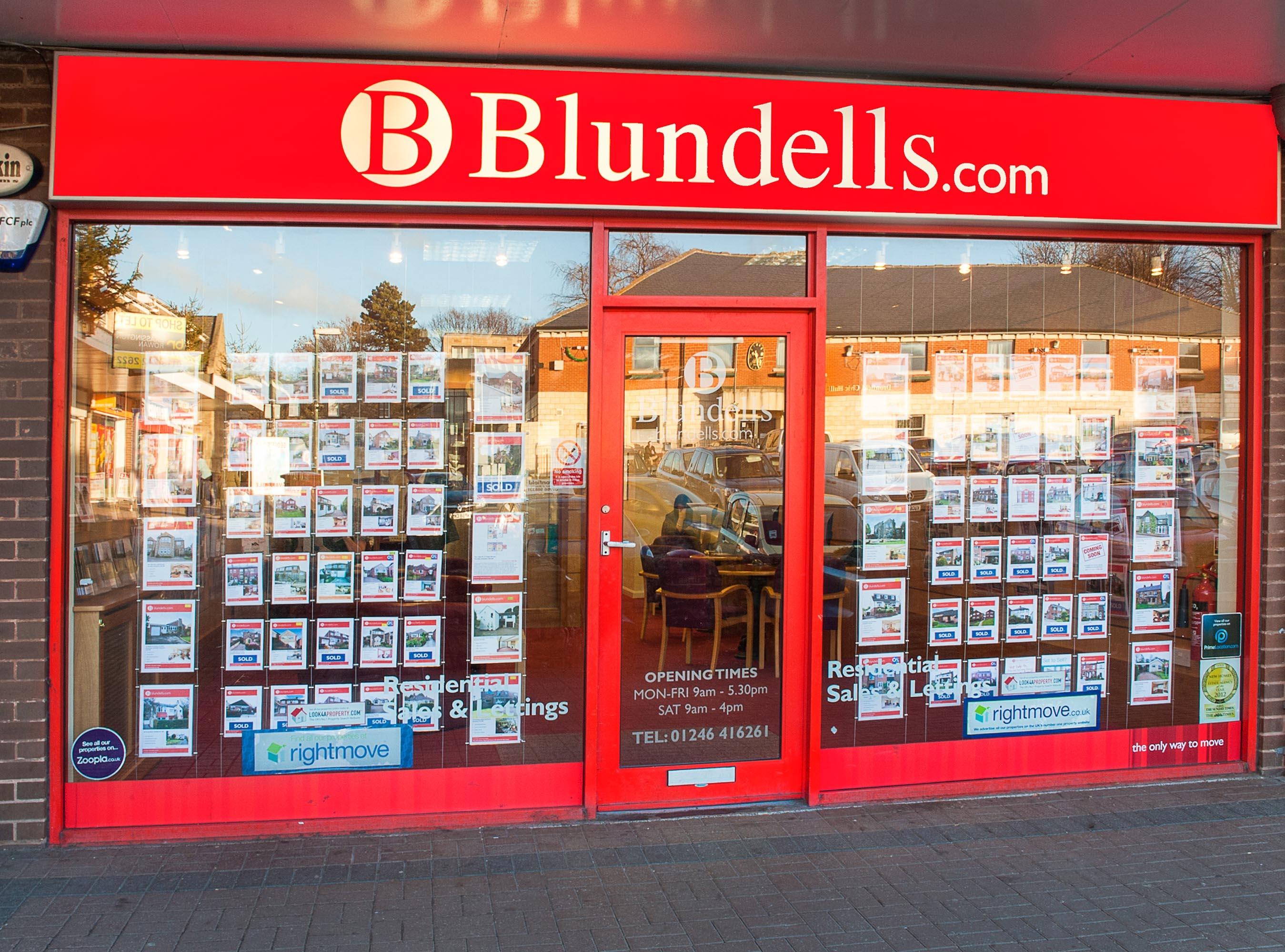 Blundells- CLOSED