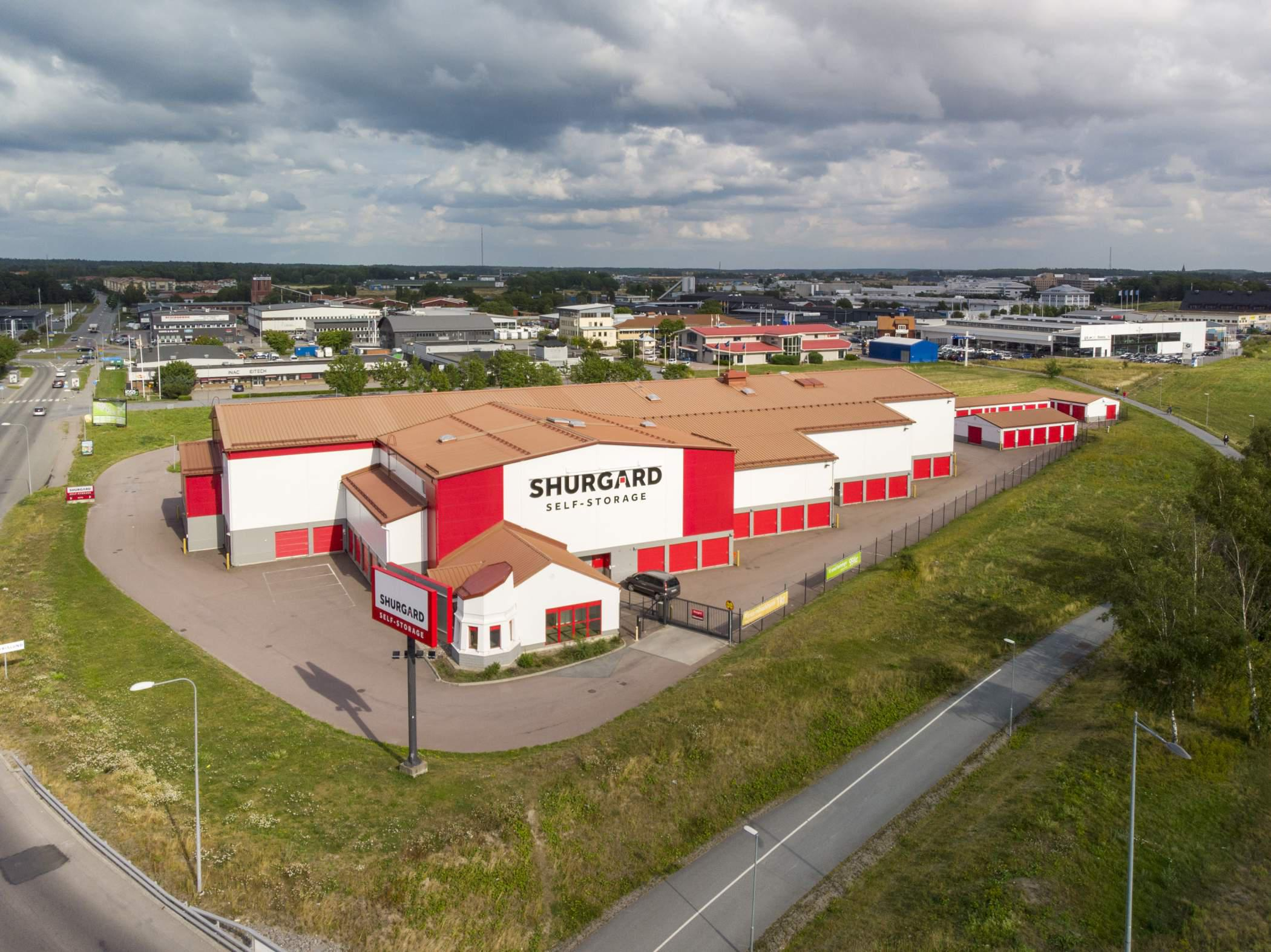 Shurgard Self-Storage Uppsala
