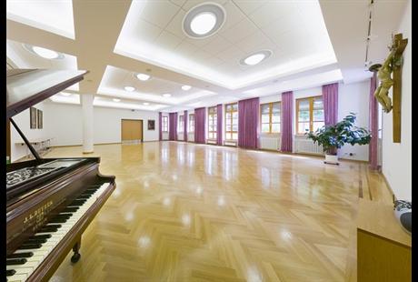 Tagungs- und Exerzitienhaus im Kloster St. Josef