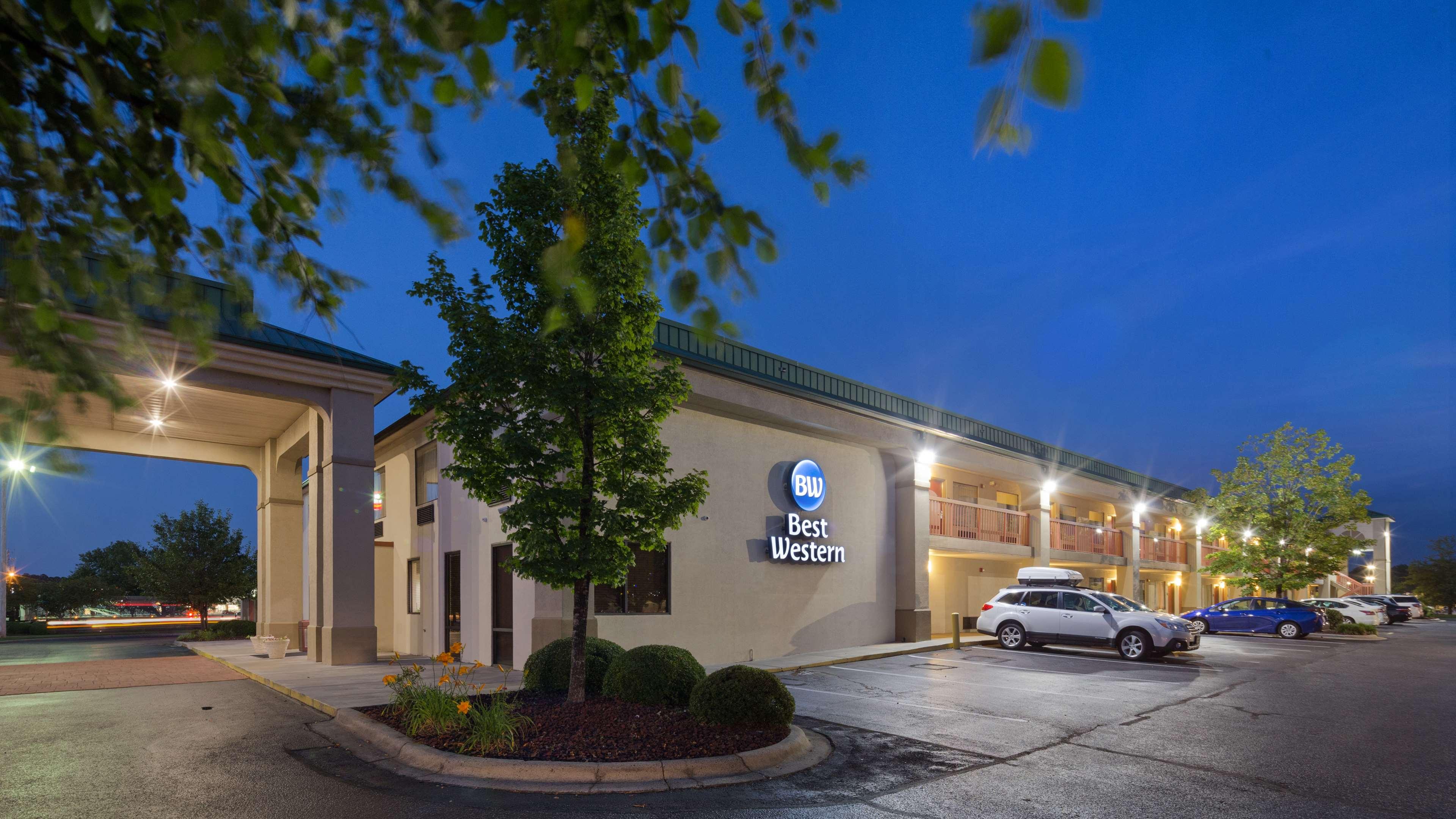 Best Western Hotel Lumberton North Carolina