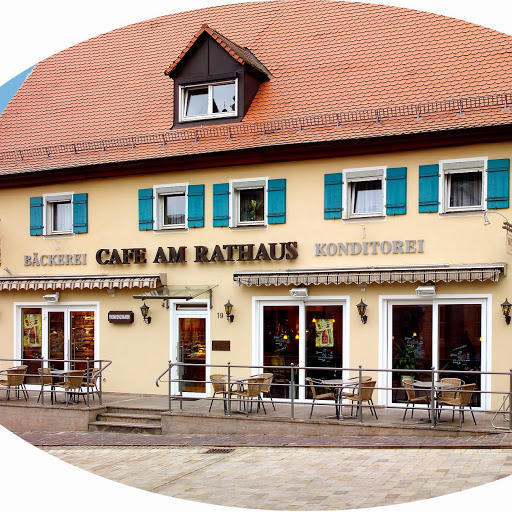 Bild zu Inh. Andreas Enßer Cafe am Rathaus in Wendelstein