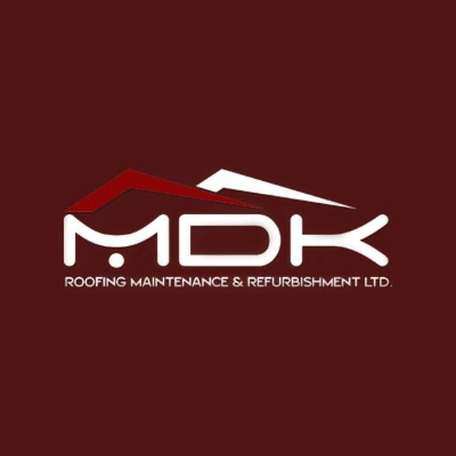 MDK ROOFING MAINTENANCE & REFURBISHMENT LTD