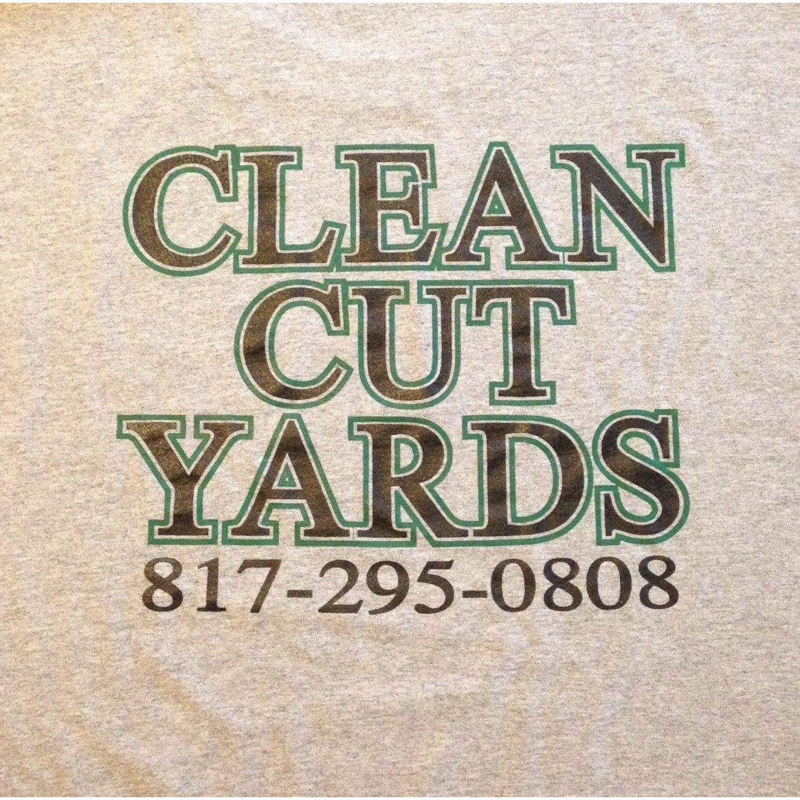 Clean Cut Yards