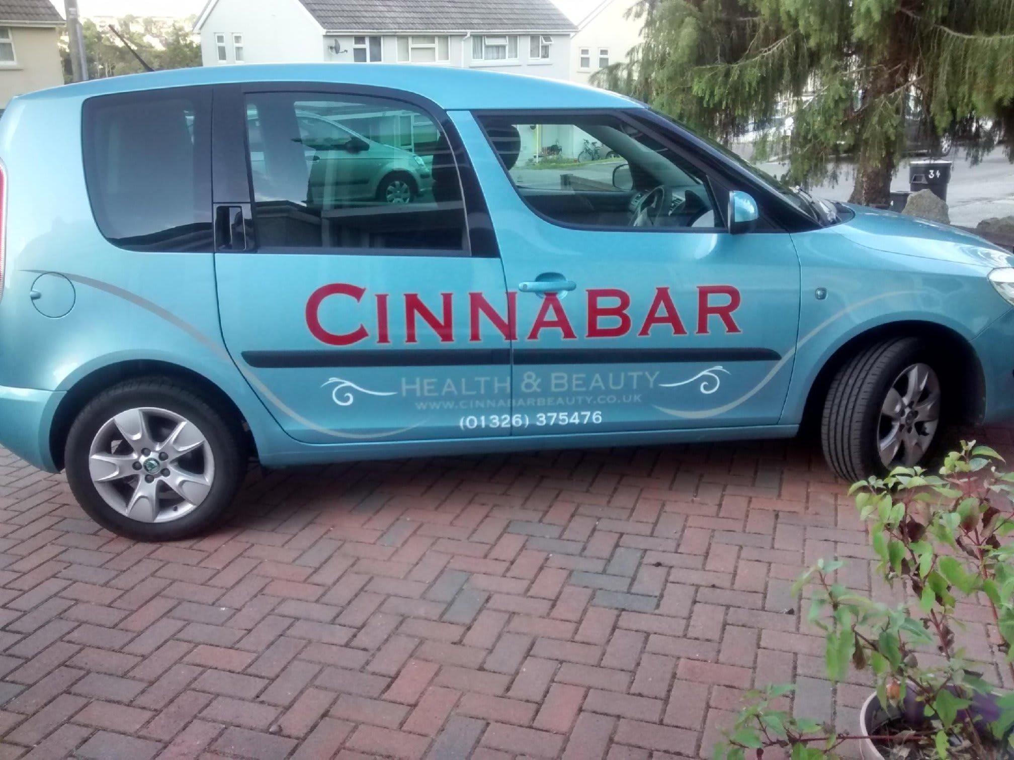 Cinnabar Health & Beauty Centre Falmouth 01326 375476