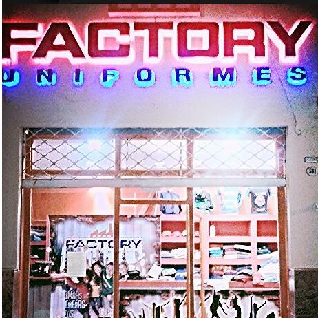 FACTORY UNIFORMES