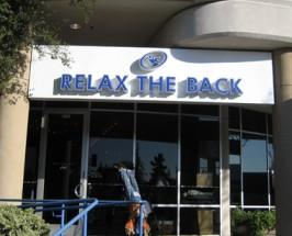Relax The Back - ad image