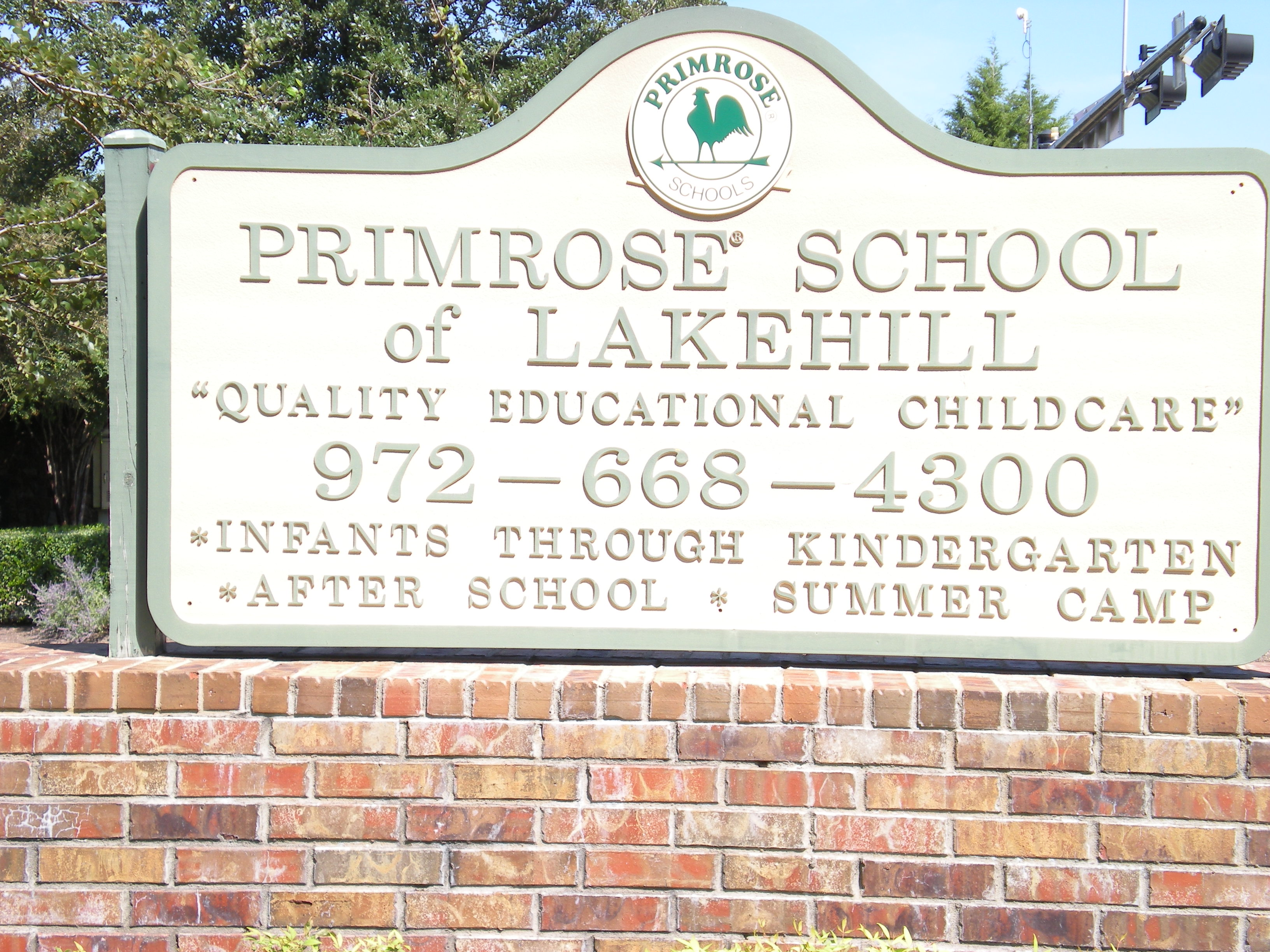 Primrose School of Lakehill