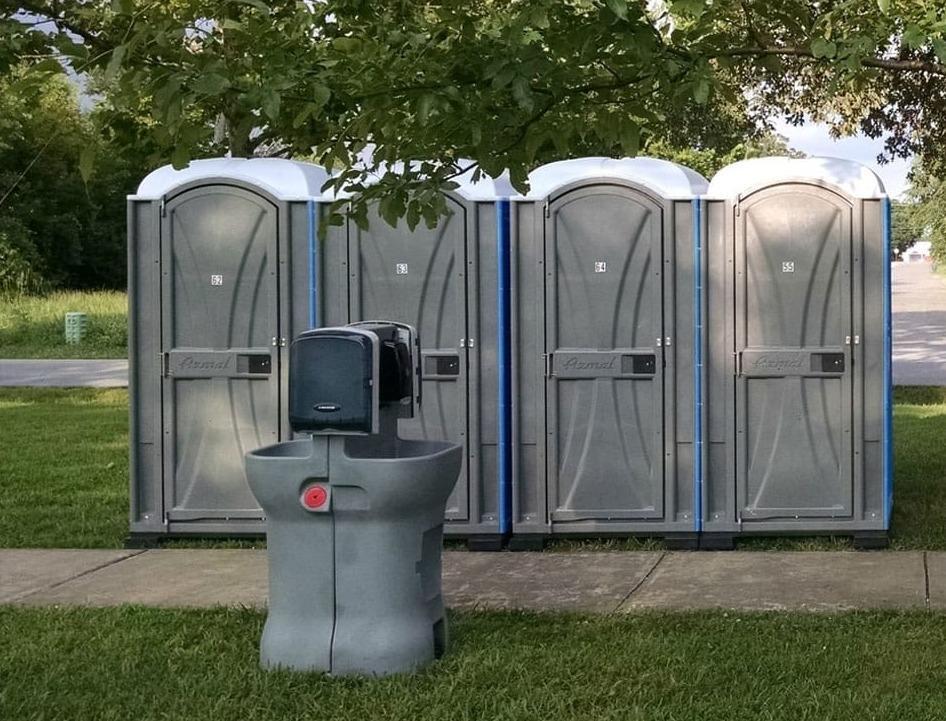 Portable Sanitation Services : America s portable toilet service llc siloam springs