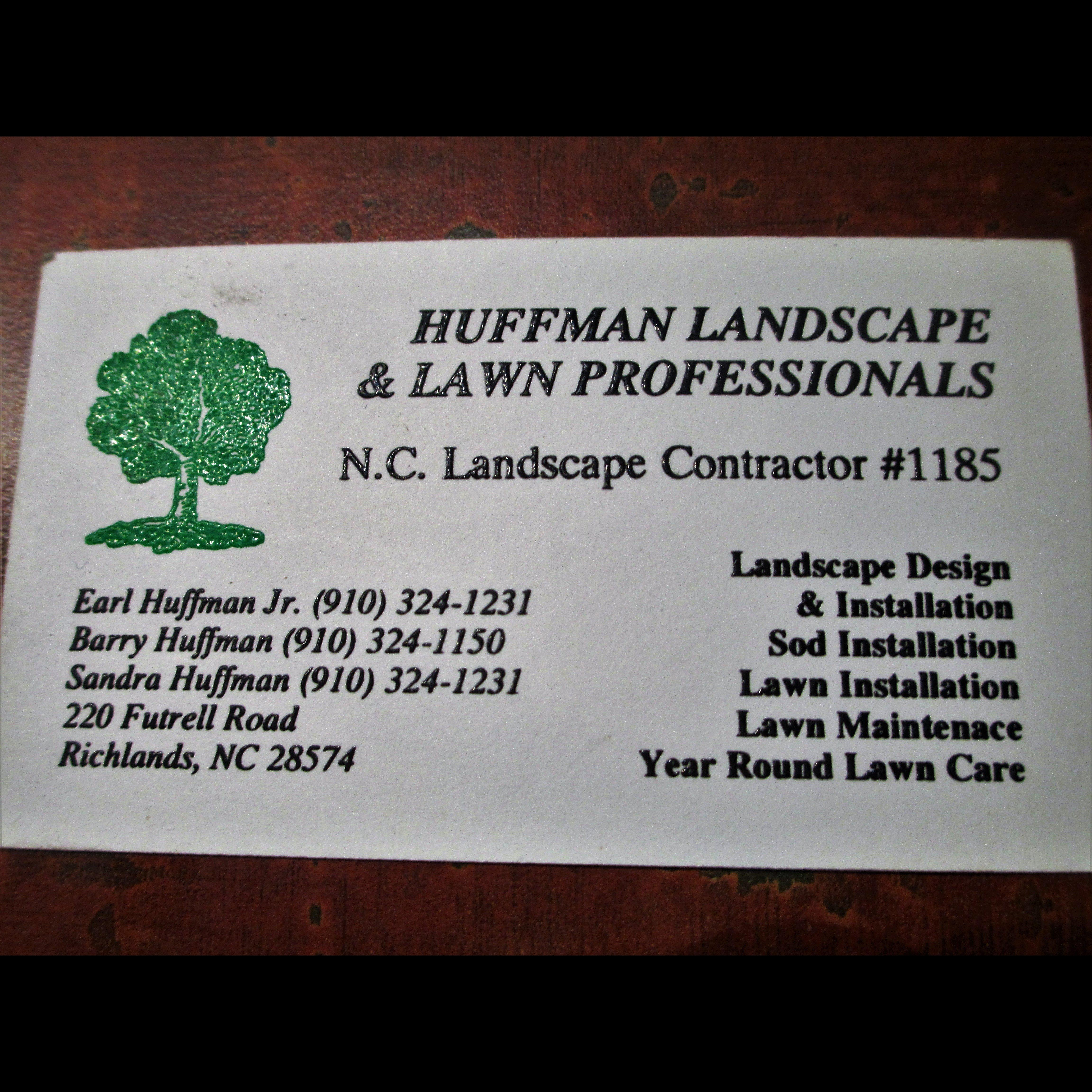 Huffman Landscaping and Lawn Professionals - Richlands, NC - Landscape Architects & Design