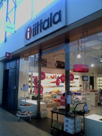 Iittala store Jumbo, Vantaa